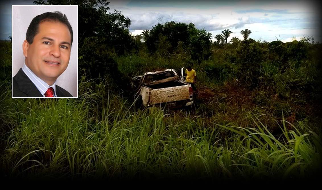 Ex-deputado federal Agnaldo Muniz morre em acidente na BR-319