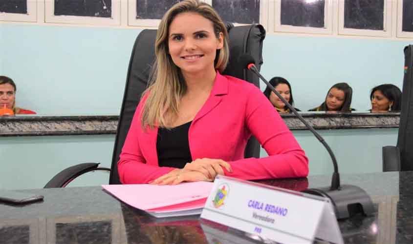 Câmara de Ariquemes faz história ao eleger a primeira mulher para presidir a casa