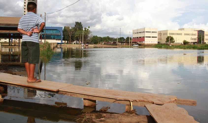 Governo detalha ações para atender atingidos pela cheia em Rondônia