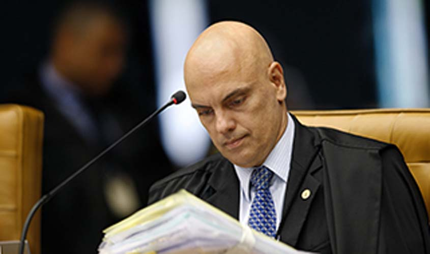Ministro Alexandre de Moraes garante direito de aposentadoria especial a agentes penitenciários em MG