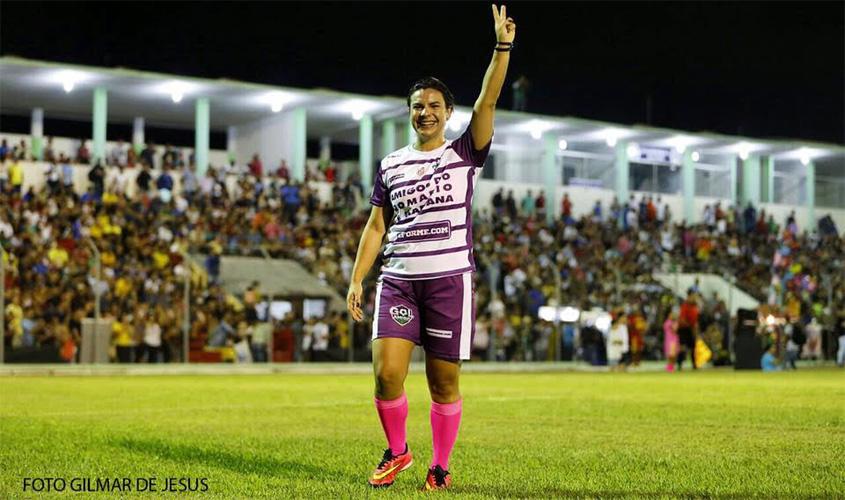 Mariana Carvalho se destaca por investimentos no Esporte