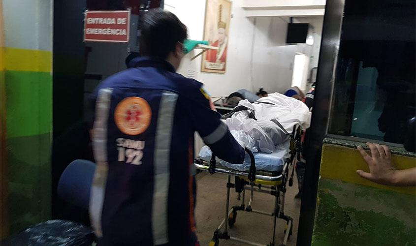 Cabo da PM coloca fogo no próprio corpo durante discussão com marido policial
