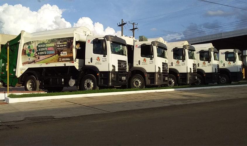 Grupo AmazonFort será responsável pelo recolhimento de resíduos em Brasília