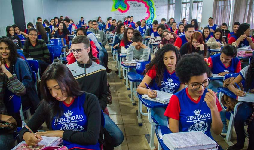 Escola João Bento da Costa, de Porto Velho, concorre ao Prêmio Gestão Escolar 2017 com o projeto Terceirão