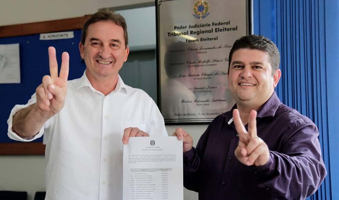 Prefeito Luizão recorre de decisão do TRE no cargo