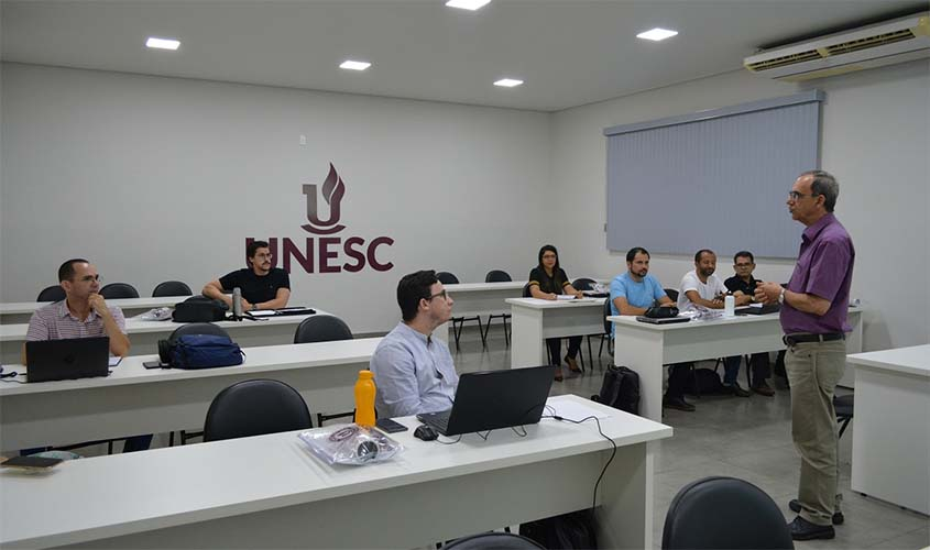 Começam as aulas do 1º Mestrado