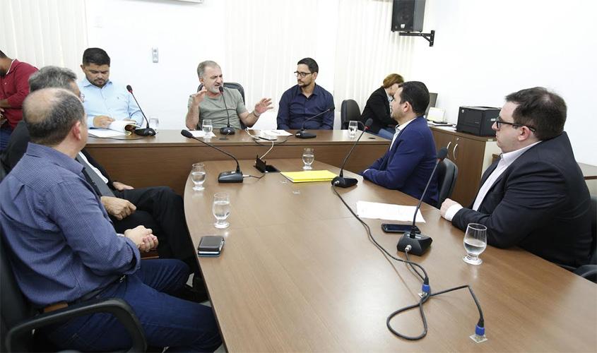 Comissão Especial sobre CPI da Friboi recebe informações sobre resultado das auditorias fiscais na empresa