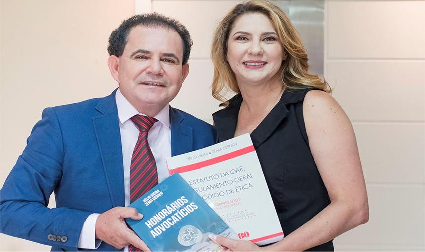 Advogados Zênia Cernov e Hélio Vieira pedem inclusão da COVID-19 para antecipação de Precatório