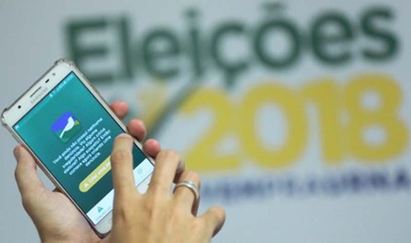 Faltam 24 dias: Justiça Eleitoral oferece seis aplicativos para uso do eleitor no pleito deste ano