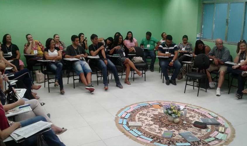 Justiça Restaurativa: TJRO realiza círculos de sensibilização pela paz em Escola de Porto Velho