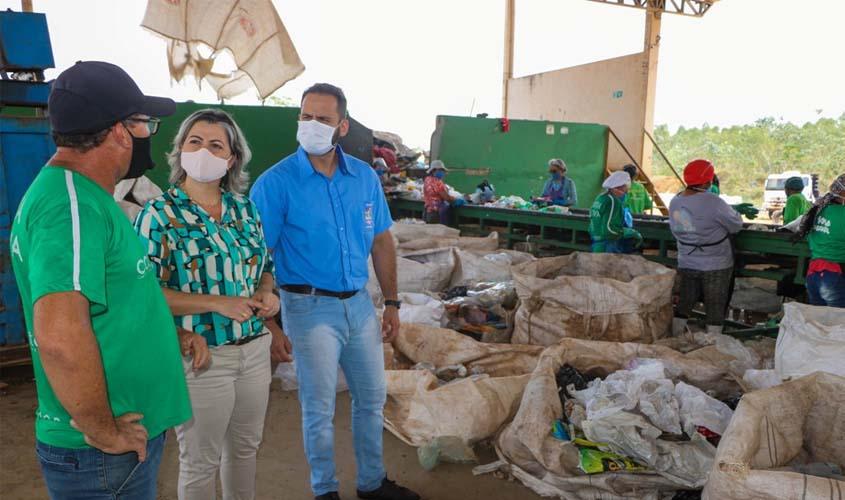 Prefeitura intensifica ações voltadas ao meio ambiente
