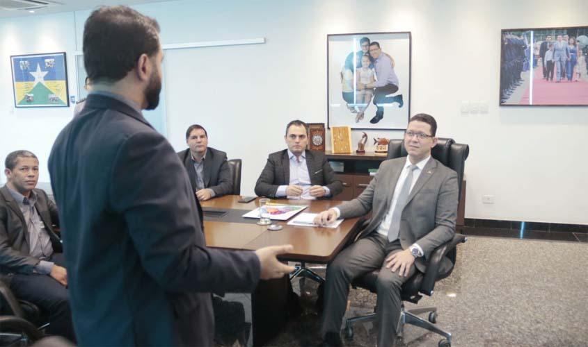 Governador Marcos Rocha e equipe de desenvolvimento econômico traçam novas ações para colocar Rondônia no mapa da inovação
