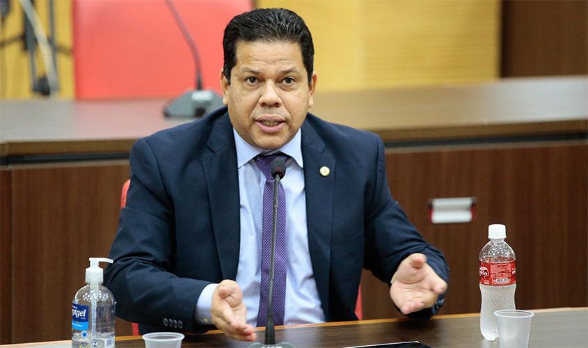Jair Montes denuncia suspeita em contratação emergencial para tratamento de lixo hospitalar