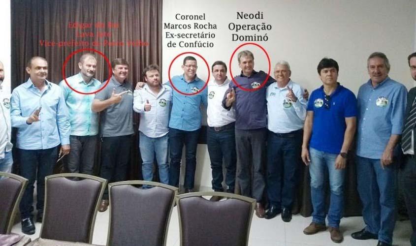 Justiça eleitoral reconhece ligação de Marcos Rocha com o MDB de Rondônia