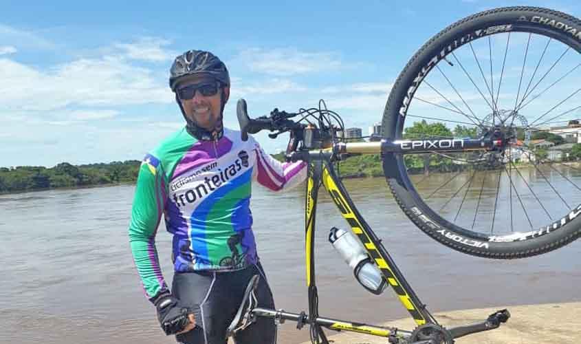 Deputado eleito percorrerá mais de 370 quilômetros de bicicleta para participar de sua posse