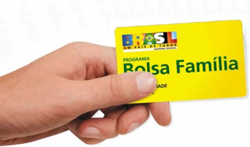 BOLSA FAMÍLIA - Sem atualização, 18 mil podem perder benefício