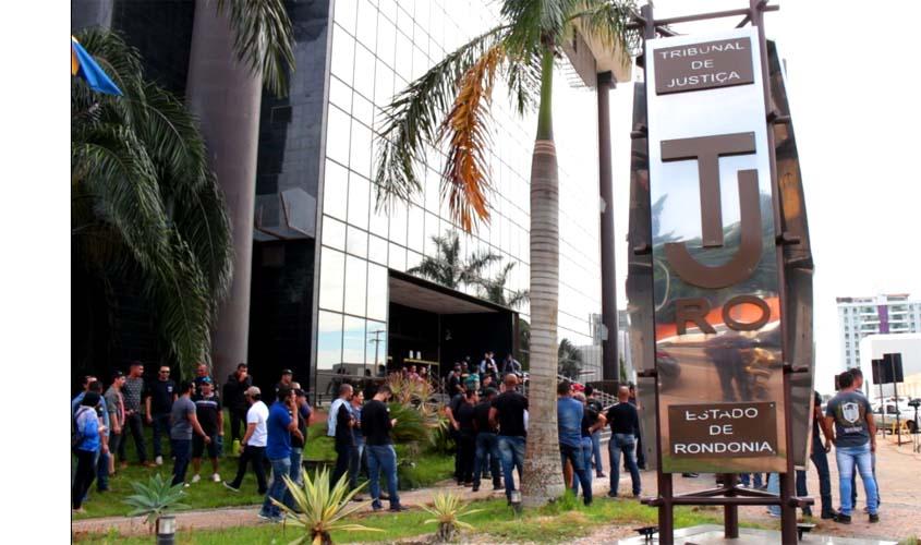 Estado encerra discussão noJudiciárioe agentes penitenciários entram em estado de greve