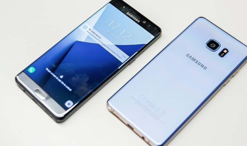 Claro inicia venda do novo Samsung Galaxy Note8
