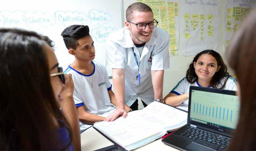 Novo Ensino Médio é colocado em prática nas escolas SESI em Rondônia