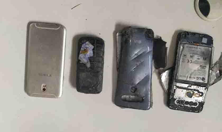 Polícia Militar prende casal suspeito de furtar celular de loja