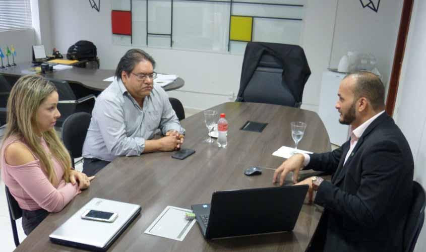 Ifro quer parceria da Semed para polo de cursos de graduação e técnicos