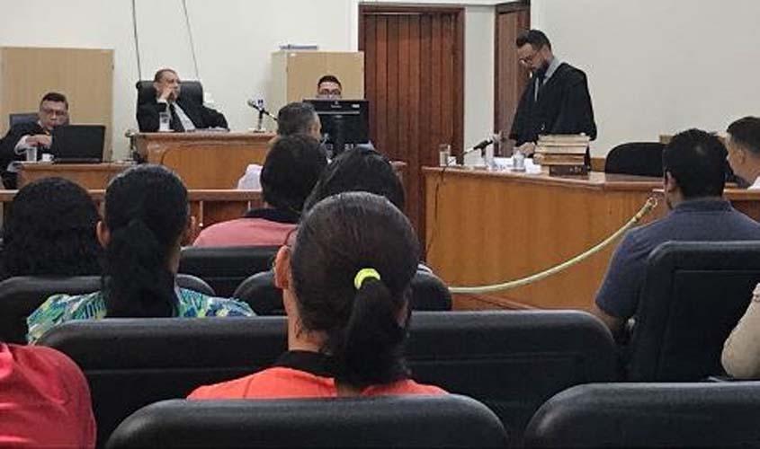 Mototaxista que matou mulher por causa de cachorro vai a júri em Porto Velho e é condenado