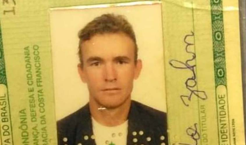 Capturado homem que matou policial a foiçadas no Cone Sul; esposa e filho da vítima testemunharam crime