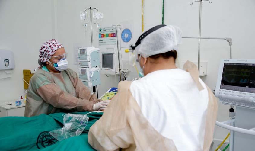 Fisioterapia é essencial no tratamento e recuperação de vítimas do coronavírus em Rondônia