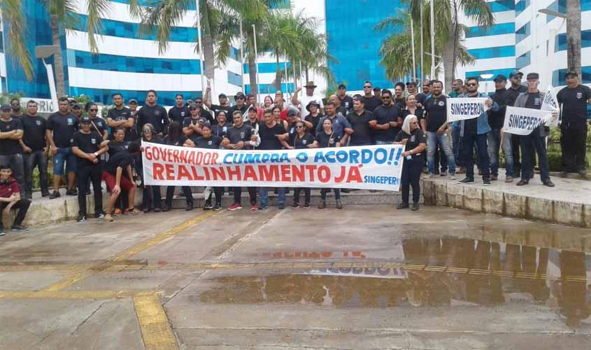 Governador Marcos Rocha manda prender servidores públicos; coronel da PM também recebe voz de prisão