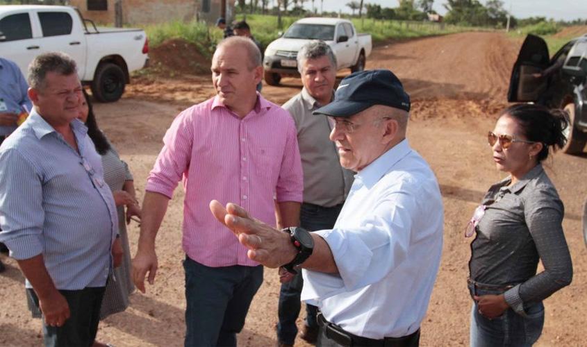 DER inicia obras para melhorar acesso ao residencial Cristal da Calama I e II em Porto Velho