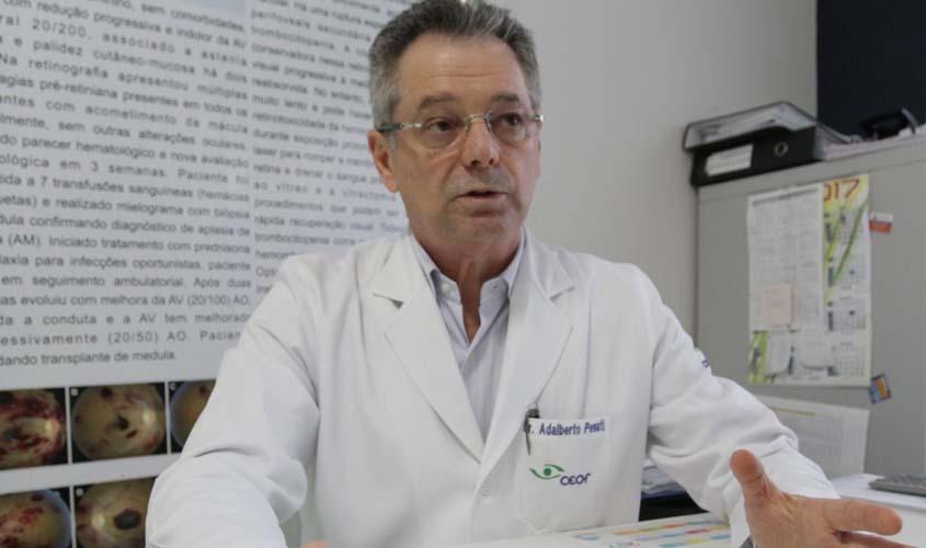 Aumentam casos de conjuntivite com início do verão em Porto Velho, mas é benigna, explica médico da Policlínica Oswaldo Cruz