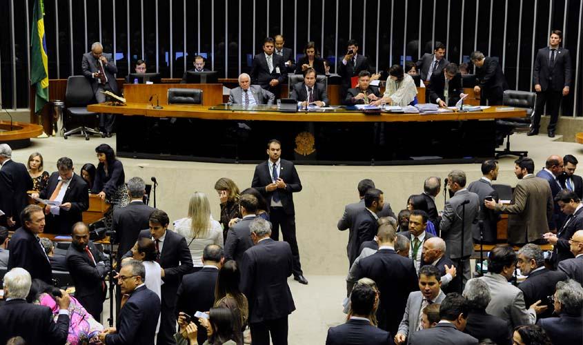 Transposição: Câmara aprova em 1º turno PEC sobre servidores de ex-territórios
